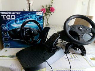 volante y pedales para ps4 y ps3