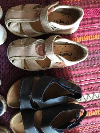 Zapatos niño verano t.25/26