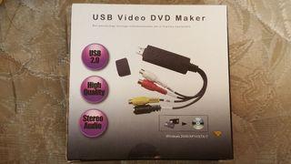 USB video DVD Maker.