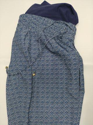 pantalón embarazada talla M H&M primavera verano