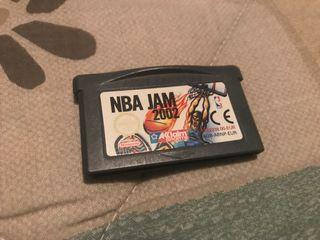 NBA JAM GBA