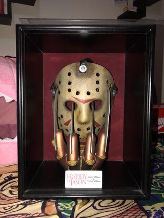 Freddy vs Jason Vitrina Figura