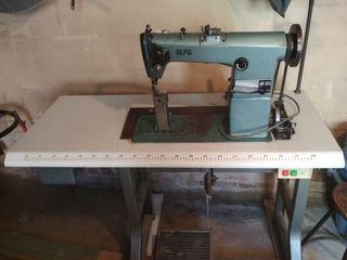 maquina coser alta industrial