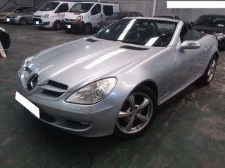 Mercedes-benz SLK 200k manual