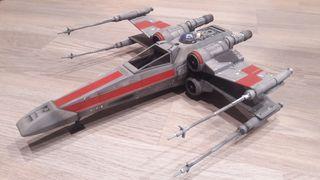 Ala X, X wing, nave kenner custom star wars
