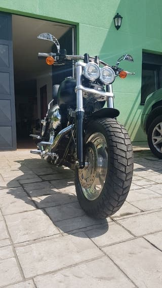 Harvey-Davidson Dyna Fat Bob 1.600