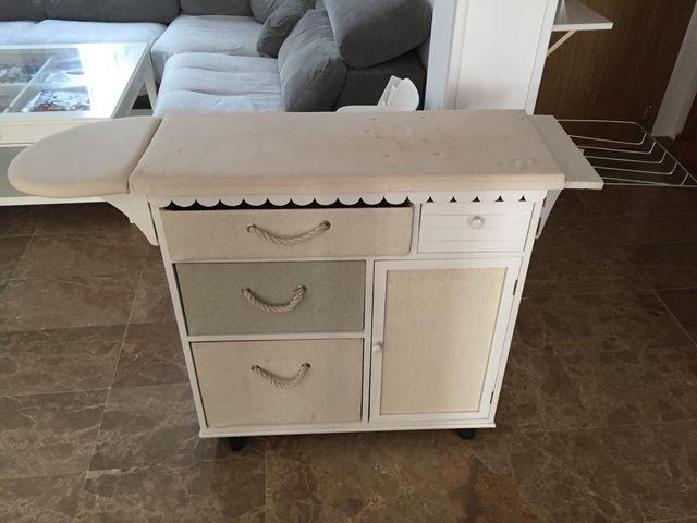 Mueble tabla de planchar de segunda mano por 40 en guillena en wallapop - Mueble de planchar ...