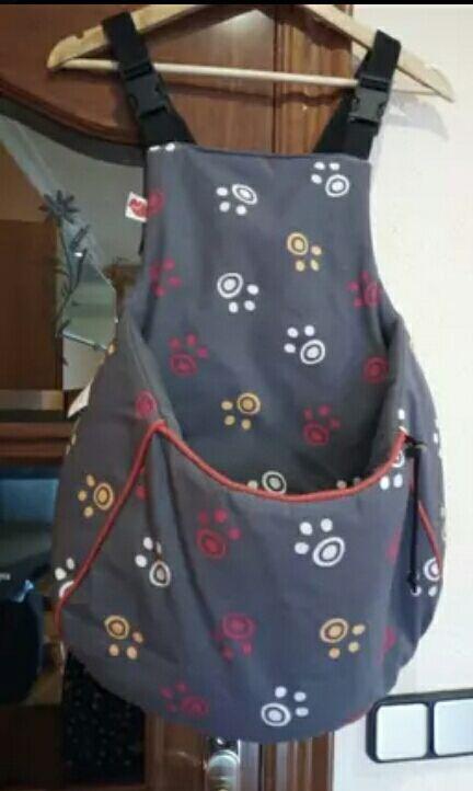 mochila para perro pequeño
