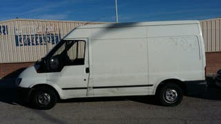 Ford Transit 2004 es negociable o canbio 688412071