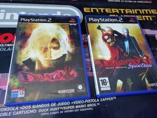 Devil May Cry, Playstation 2
