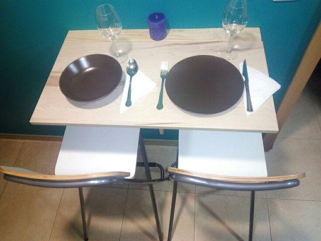 Mesa Plegable Cocina Con Sillas
