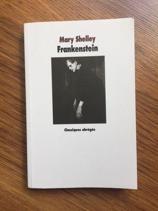 Livre Frankenstein