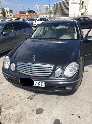 Mercedes-Benz Clase E 2003 Elegance Automático, 224cv Gasolina