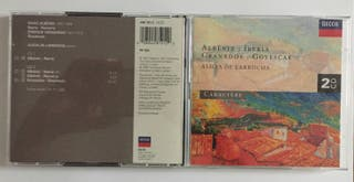 ALBENIZ - IBERIA Granados : Goyezcas 2 CD