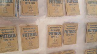 Usado, Cromos Ruiz Romero 76-77 segunda mano  España