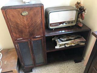 Mueble tv para restaurar