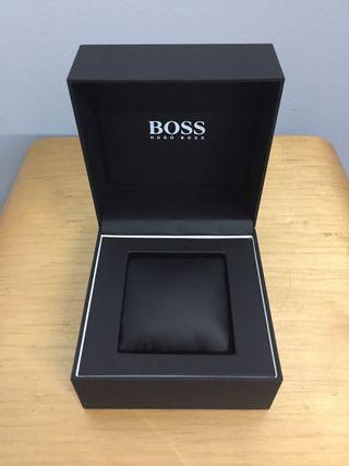 Caja original reloj Hugo Boss