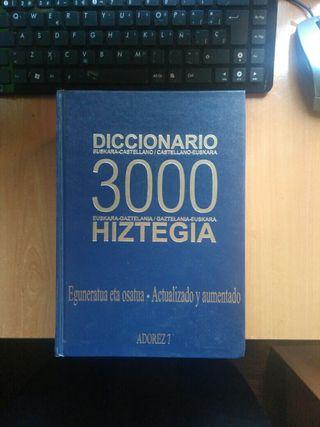 Diccionario 3000
