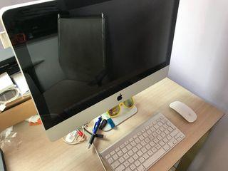 iMac 21,5 8Gb 250ssd 500Hd perfecto completo