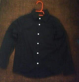 camisa niño h&m 7-8 años
