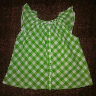 camisa niña h&m 4-5