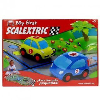 mi primer Scalextric