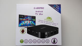 LEOTEC ANDROID TV BOX