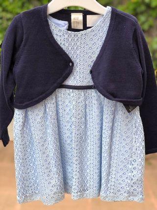 vestido con torera
