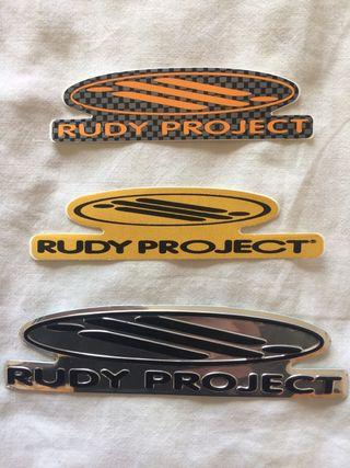 Pegatinas rudy project