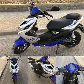 Yamaha aerox 50cc 2017