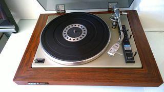 Akai AP-420 (AP-004) Plato Tocadiscos Vintage
