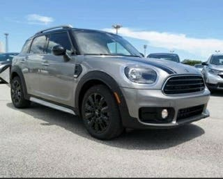 mini countryman 2018 gasolina.