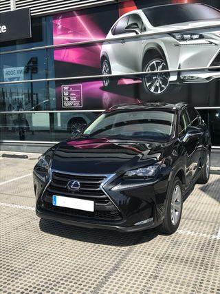 Lexus Nx 300h. AWD. Luxury