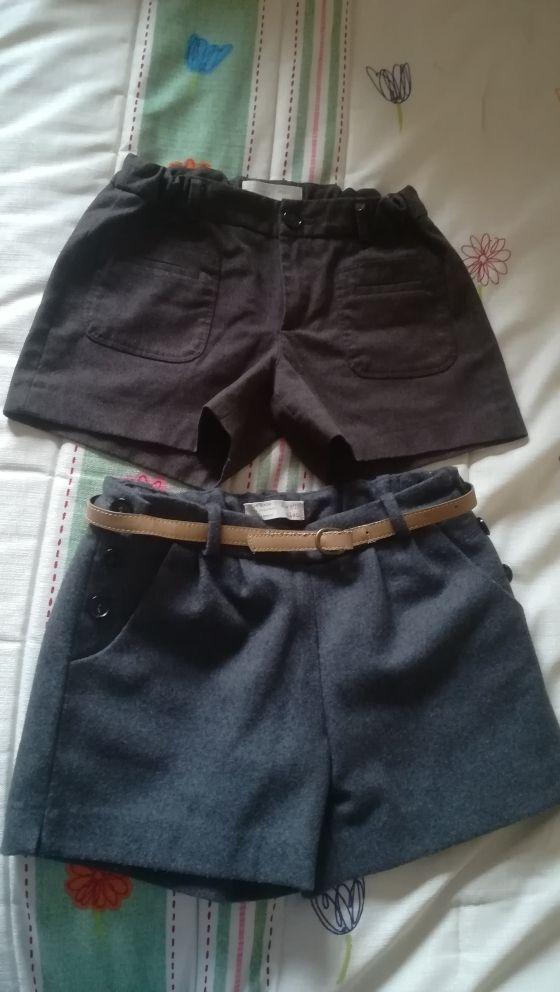 garantía de alta calidad comprar online nuevo alto Pantalones cortos niña, Zara, talla 9-10 de segunda mano por ...