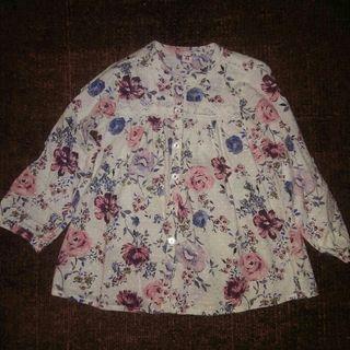 camisa niña 3-4 años