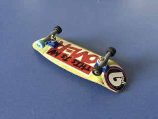 Fingerboard setup (Old school)
