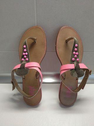 sandalias talla 36