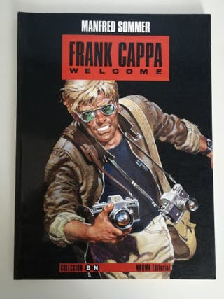 Comic Frank Cappa Wellcome de Manfred Sommer