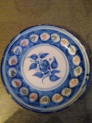 Platos ceramica antiguos