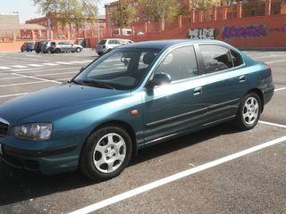 Hyundai Elantra 2001 Único Dueño a toda prueba