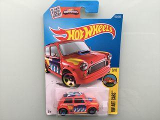 Hot wheels Morris Mini
