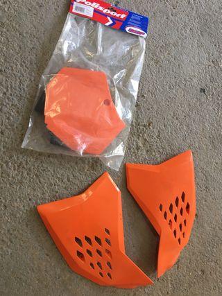 Kit de plasticos ktm 450 exc