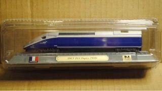 Preciosa locomotora francesa SNCF TGV 29000