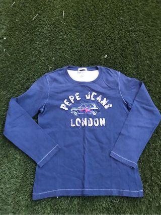 Camiseta niño Pepe Jeans 8 A