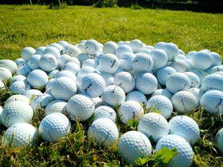 Bolas de golf multimarca