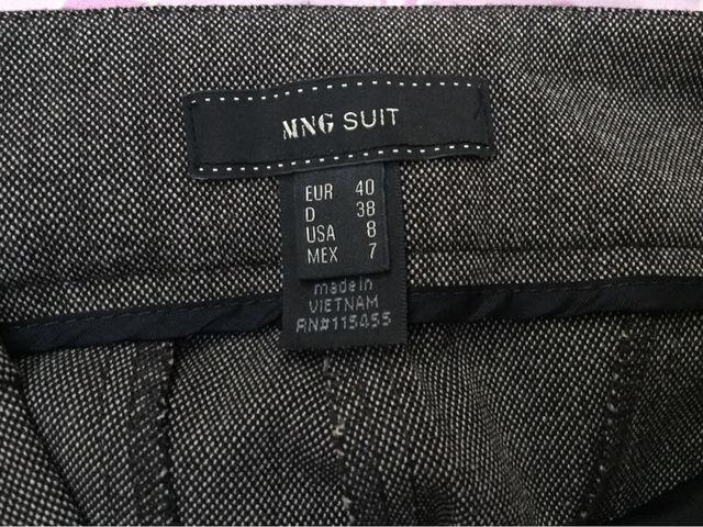 Pantalon Mango Suit Talla 40