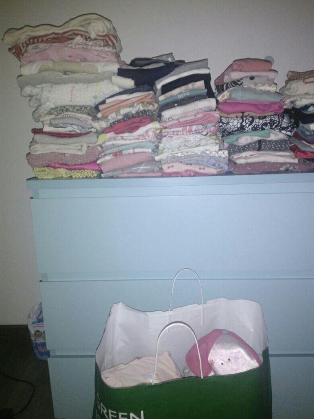 caixa de roba nena 12-24 i caixa roba nen 18-2 any