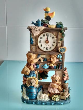 Reloj de ceramica