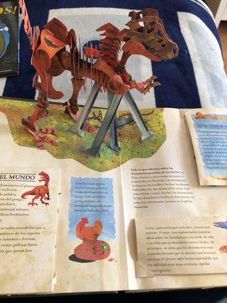 Dinosaurios, Sabuda