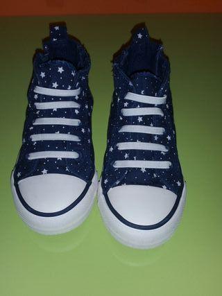 Zapatillas niña n° 28